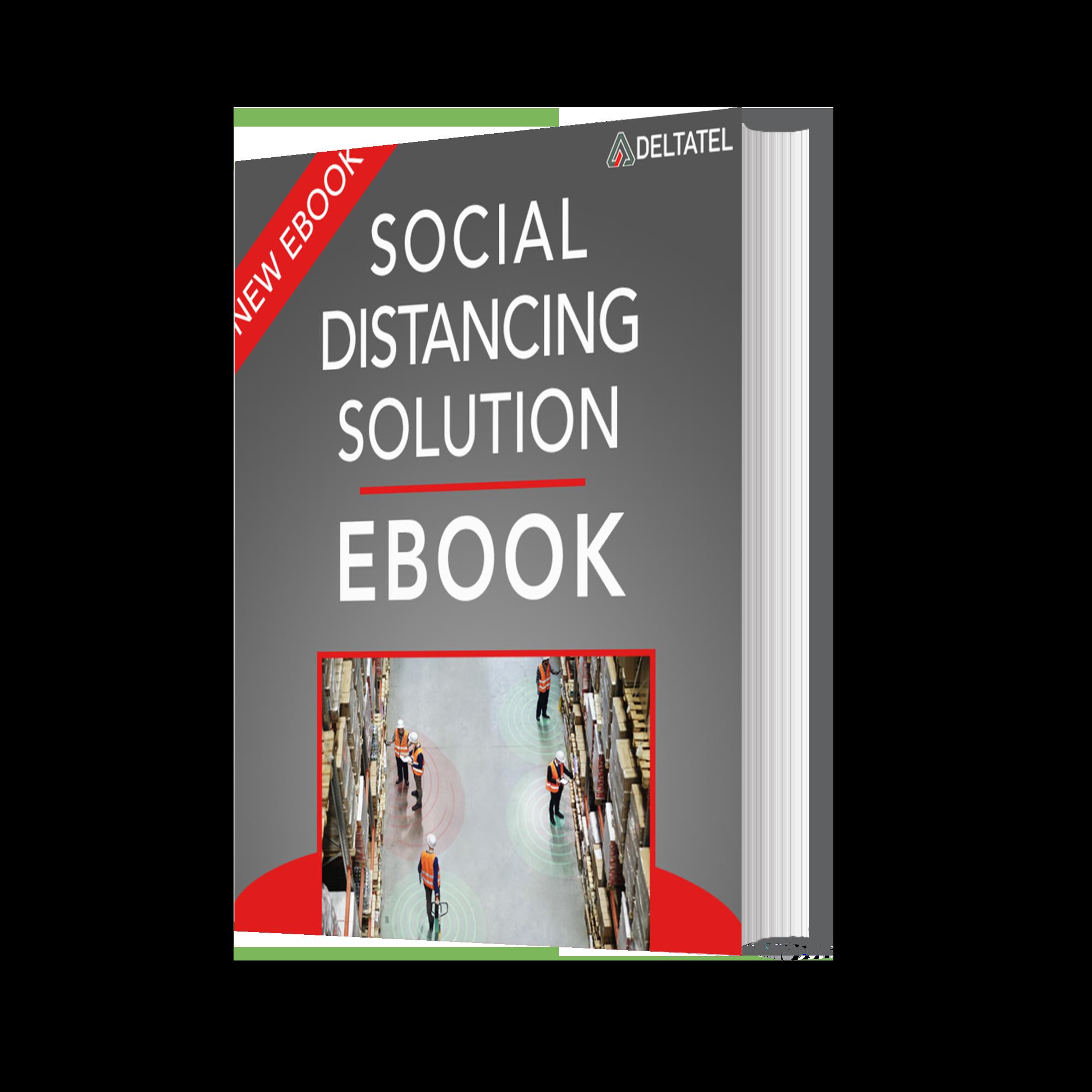 social distancing ebook cover